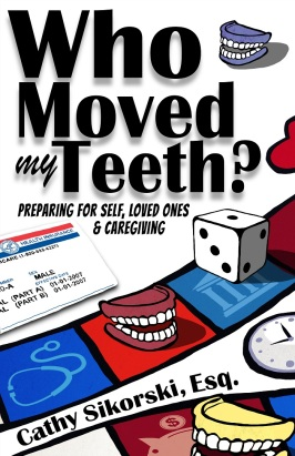 Who Moved My Teeth Cover